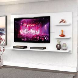 "Título do anúncio: Painel new clean branco 160cm p/tv até 49"" zanzini"