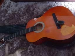 Violão, marca giannini n 14, clássico