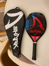 Raquete Beach Tennis Shark Elite Pro