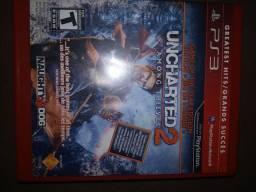 Uncharted 2,vendo ou troco.