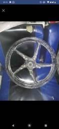 Roda e disco da Twister