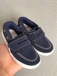 Sapatênis Infantil N. 25