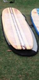 Long Board 8.0 Semi Nova com Capa
