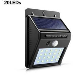 Arandela Solar com Sensor