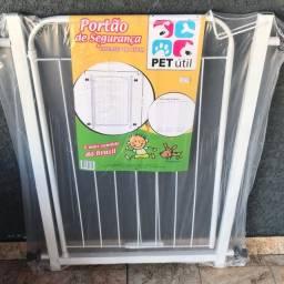 Portão para cachorros