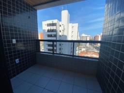02 quartos com varanda, armários planejados, nascente na Ponta Verde