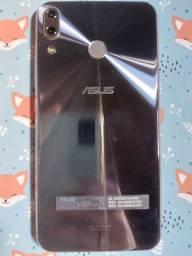 Zenfone 5 prata 128GB modelo novo