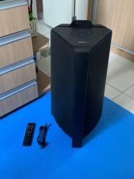 Caixa de som samsung soundtower 500w rms