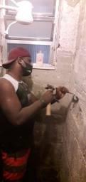 Ajudante de pedreiro