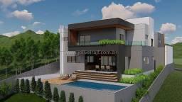 J3-6027 Magnifica casa no condomínio Residencial Alvim ( estuda permuta)