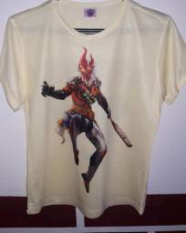 Camisa Free Fire 3