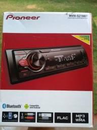 Rádio pioner bluetooth