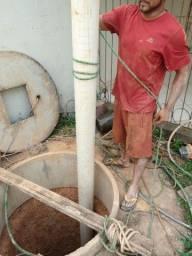 Título do anúncio: Limpamos poço Cacimbão com Bomba