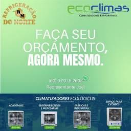 Climatizadores ecológicos
