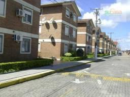 Apartamento com 3 dormitórios para alugar, 52 m² por R$ 830,00/mês - Centro - Pelotas/RS
