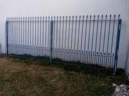 Portão e grades