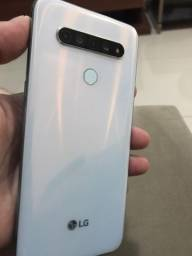 LG K61 128GB GARANTIA E NOTA FISCAL