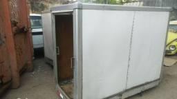 Cabine auxiliar para caminhão
