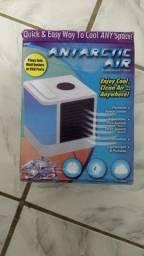 Climatizador de ar.