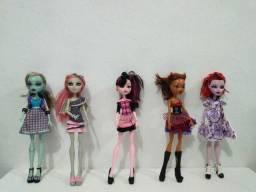 Coleção Bonecas Monster High