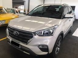 Hyundai Creta Prestige 2.0 Top, única dona, apenas 21.000 km. Igual a zero.