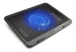 Base Cooler Para Notebook Gamer Com Led 9 A 15