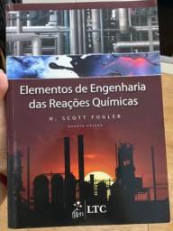 Livro Engenharia Quimica- Elementos de Engenharia das Reações Químicas - Fogler