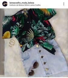 Blusa ciganinha 29,90
