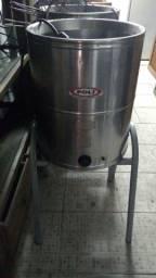 Fritadeira água e oleo