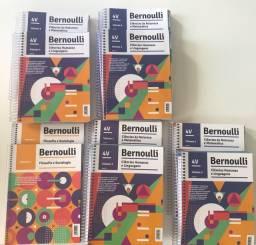 Conjunto de Apostilas Bernoulli 4V: 2020