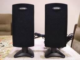 Caixa de som para computador ou notebook