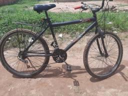 Vendo essa bike com marcha bem conservada
