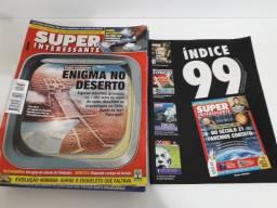 Doação Coleção Revista Super Interessante