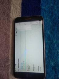 Celular LG k10 modelo 2017 de 32 Gb 2 de ran