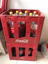 Grade de coca retornáveis