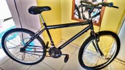 Bicicleta Cairu Preta R$ 175,00