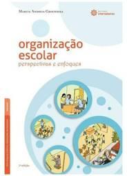 Livro - Organização Escolar: Perspectivas E Enfoques