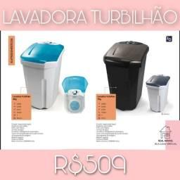 LAVADORA LAVADORA DE ROUPAS TURBILHÃO