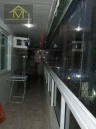 Apartamento amplo de 3 quartos na Praia da Costa 16152WR