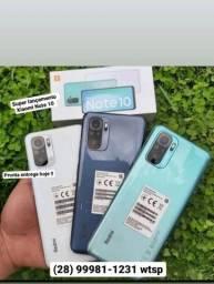 Xiaomi  Note 10  64gb,Lacrado,Garantia,ACEITO TROCAS !!Pronta entrega