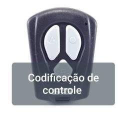 Codificação de controle para portão