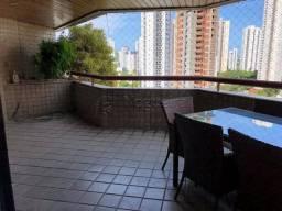 Apartamento para venda possui 277 metros quadrados com 4 quartos no Rosarinho- Recife - PE