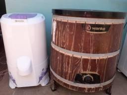 Maquina de lavar wanke + centrifuga Wanke R$ 499,99