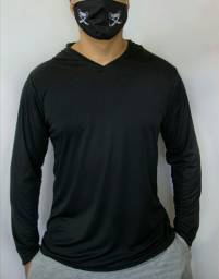 Camisetas manga longa dray fit