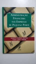 Livro Administração Financeira Nas Empresas De Pequeno Porte