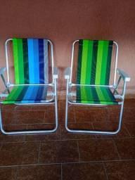 Cadeiras de lazer