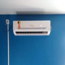 Título do anúncio: Instalação e Manutenção de ar condicionado splint