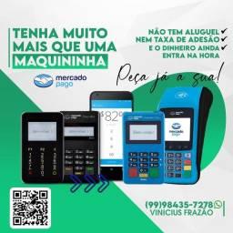 Maquininhas de Cartão / Mercado Pago