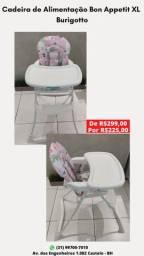 Cadeira de Alimentação Bon Appetit XL - BURIGOTTO