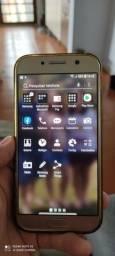 Vendo ou troco Samsung A5 64GB 3 de RAM.